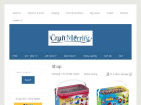 CraftMerrily Discount Codes